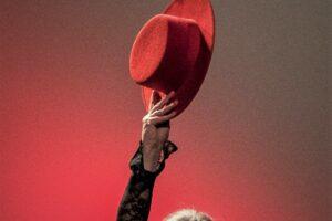 April 13, 2019 - Berlin, Germany: Die Compañía Dulce Amargo präsentiert das Programm: De Medio Lado im Cafe Theater Schalotte