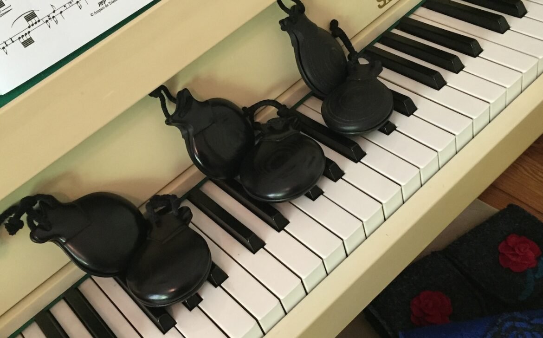 Kastagnetten Piano I